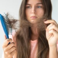 Hair loss in women, how to deal with it