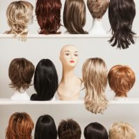 HAIRPIECES AND WIGS